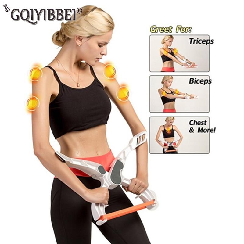1x Forearm Wrist Arm Home Exerciser Hand Gripper Grip Strength Fitness Training