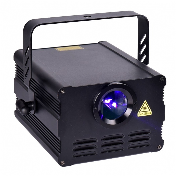1000MW 1w RGB Animation Stage Laser Light Auto Sound DMX ILDA