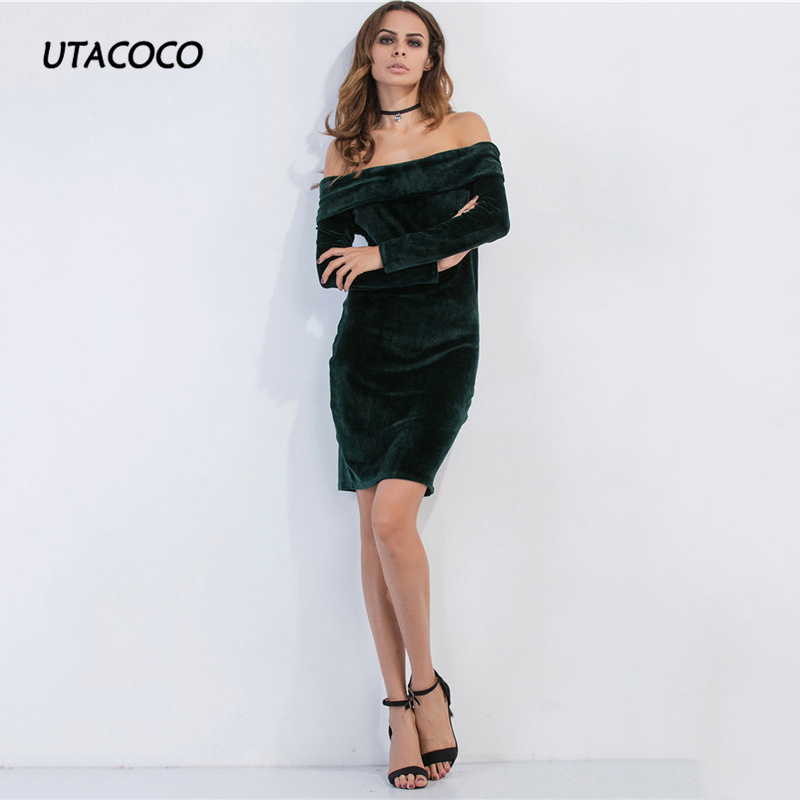 Online Buy Wholesale dark green strapless dress from China dark ...