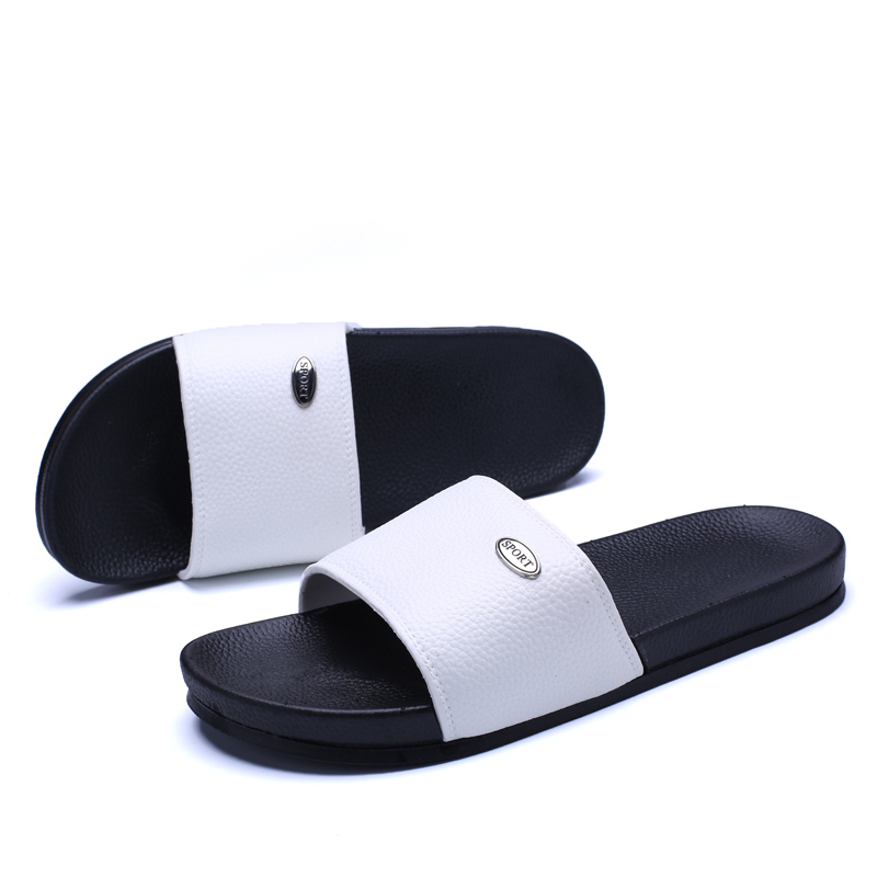 Mens Flip Flops Summer Men's New Style Rubber Soft Shoes Outdoor - Men's Shoes - Photo 4