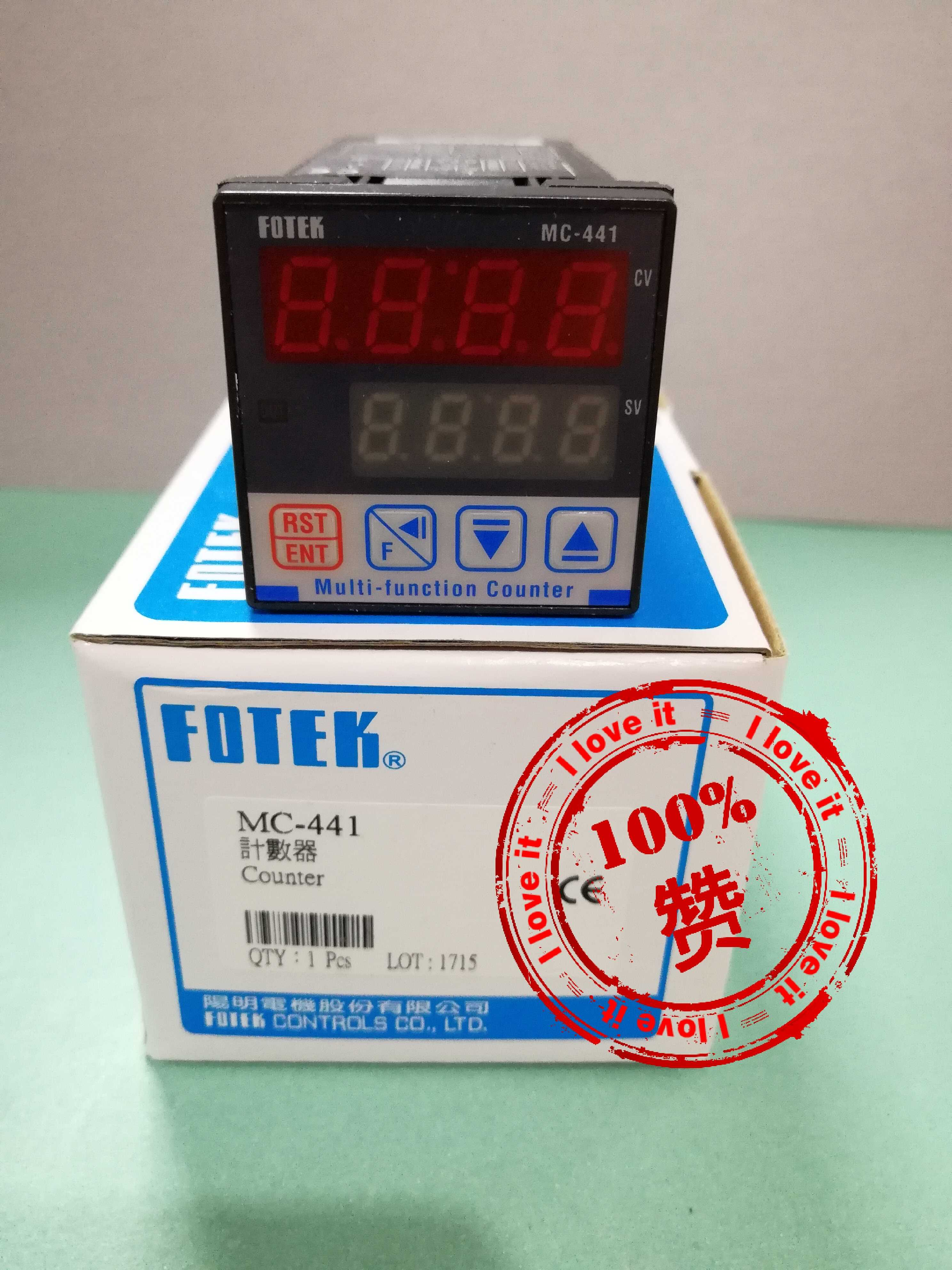 Newly Imported Multi-function Counter MC-441Newly Imported Multi-function Counter MC-441