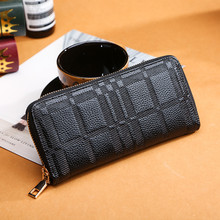 2019 Women Wallets Purses Long Wallet  Phone Bag Money Coin Pocket Card Bag Female Wallets High Quality YY02 euramerican wind harry potter coin purses slytherin school of magic coin bag mobile phone bag printing long card package