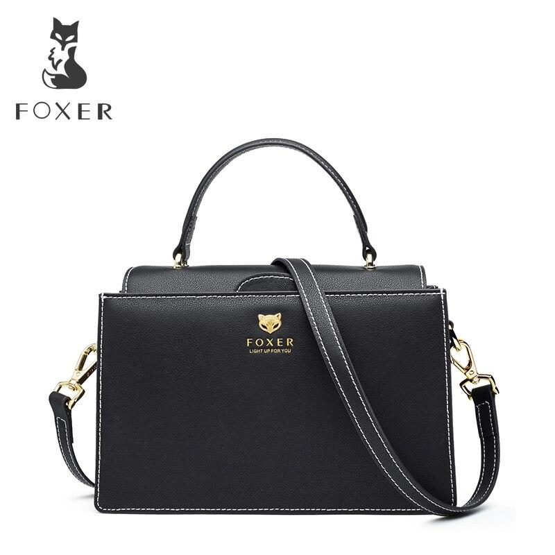 Здесь продается  FOXER Brand Women Crossbody bag & Shoulder bags Ladies Messenger Bag Women