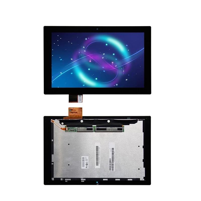 """Für 10 1 """"Sony Xperia Tablet Z SGP311 SGP312 SGP321 LCD Display Digitizer bildschirm Touch Panel Sensor Montage + Werkzeuge-in Tablett-LCDs und -Paneele aus Computer und Büro bei title="""