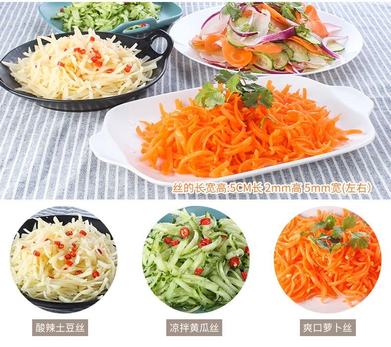 HTB12nbDXcnrK1RjSspkq6yuvXXat Food Processor Blender Vegetable Cutter Round Mandoline Slicer Potato Carrot Grater Slicer Chopper Blades Kitchen Tool