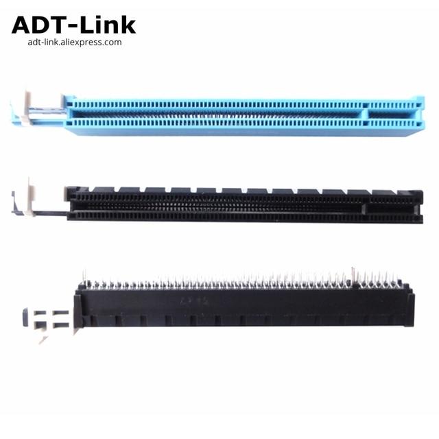 New Pci-E Express 16X khe cắm 164 pin khe cắm Nam để Nữ PCIe 164PIN x16 kết nối Card Đồ Họa DIP SMD