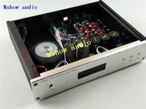 Image 2 - ES9038 ES9038PRO ايفي الصوت DAC فك + TCXO + عالية الجودة Toridal المحولات + الخيار XMOS XU208 و Amanero USB حر shpping