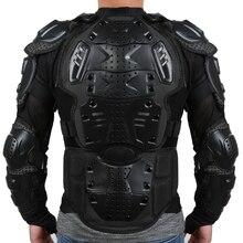 Мотоциклетная куртка Полный доспех Motorcross гоночный велосипед ямы груди Шестерни защитный плеча рук совместное защиты S-XXXL KDCW1