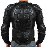 Moto armure veste armure complète Motorcross course vélo poitrine équipement de protection épaule main Joint protéger S-XXXL hiver