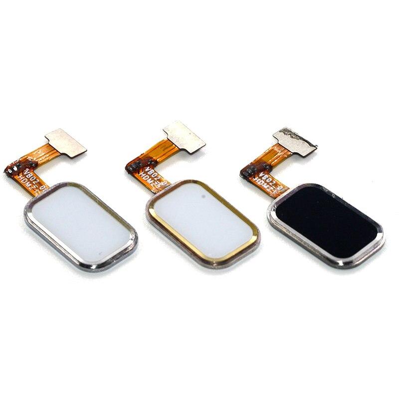 New MX4pro Home Button Touch ID Sensor Key For Meizu MX4 Pro Replacement Parts FingerPrint Button Flex Cable