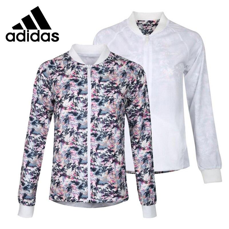 Original New Arrival 2018 Adidas Neo Label W CS WINDBREAKE Reversible Womens  jacket SportswearOriginal New Arrival 2018 Adidas Neo Label W CS WINDBREAKE Reversible Womens  jacket Sportswear