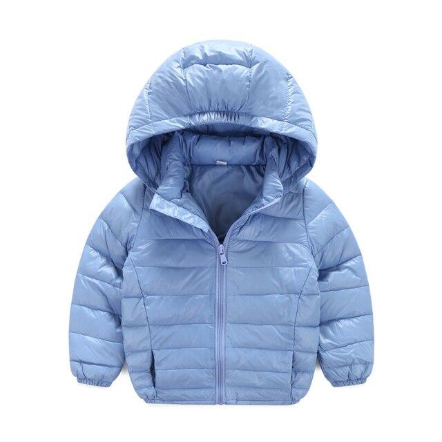 7d6c74312 2 14Y Ultra Light Boys Down Jacket for Girls White Down Parkas 90% Down  Winter Warm Children Coat Boys GirlsJackets Coats-in Down & Parkas from  Mother ...