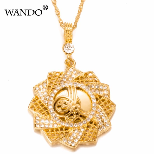 Wando new ethiopian sunflower necklaces pendants gold color wando new ethiopian sunflower necklaces pendants gold color jewelry for africanethiopiannigeria aloadofball Image collections