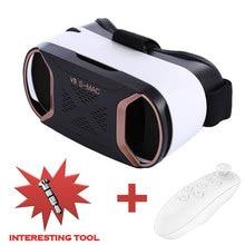 G oogleกระดาษแข็งVR Box VRแว่นตาVRPARKความจริงเสมือนแว่นตา3Dบลูทูธไร้สายควบคุมระยะไกล