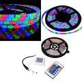5M 300 LEDs SMD 2835 IP65 Flexible RGB Strip Light 12V Home Remote Control