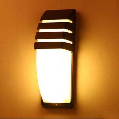 Outdoor Wall Lamps Manufacturers : Aliexpress.com : Buy Outdoor Waterproof LED Wall Lamps AC90 260V Aluminum Courtyard Garden Porch ...