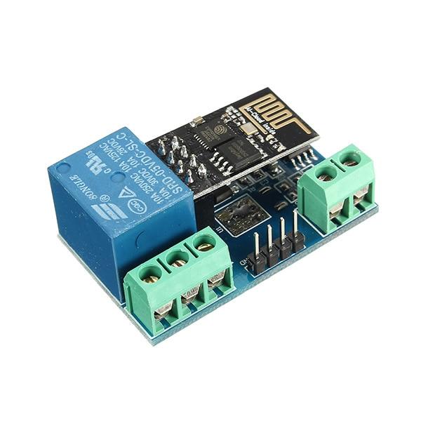 ESP8266 5V WIFI Relay Module Internet Of Things Smart Home Phone APP Remote Control Switch cc2530 development kit zigbee development board wireless module wifi android internet of things smart home