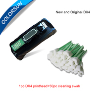 Colorsun New and Original DX4 Solvent Printhead For EPSON DX4 printhead for Roland vp 540 For MIMAKI JV2 JV4