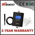Hiboost LTE LCD GSM DCS 1800 mhz Mobile Booster de Señal 2G 3G 4G Repetidor Del Teléfono Celular Amplificador de Señal con la Antena de Cable Hi13-DCS