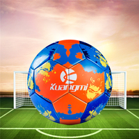 Football PVC Material Official Size 5 Professional Sport Soccer Ball Football Training For Children Adults Thanksgiving Gift