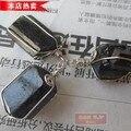 Natural electric ishihara stone pendants, black tourmaline package