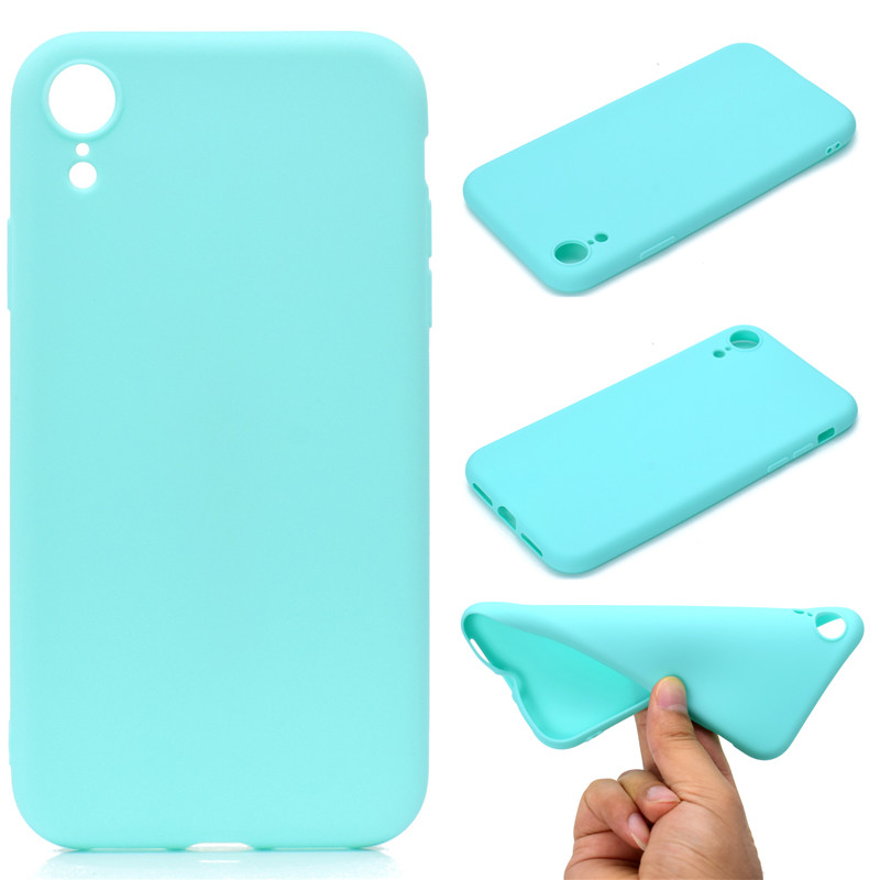 Aliexpress.com : Buy Candy Color Cover For iPhone 6.1 Case