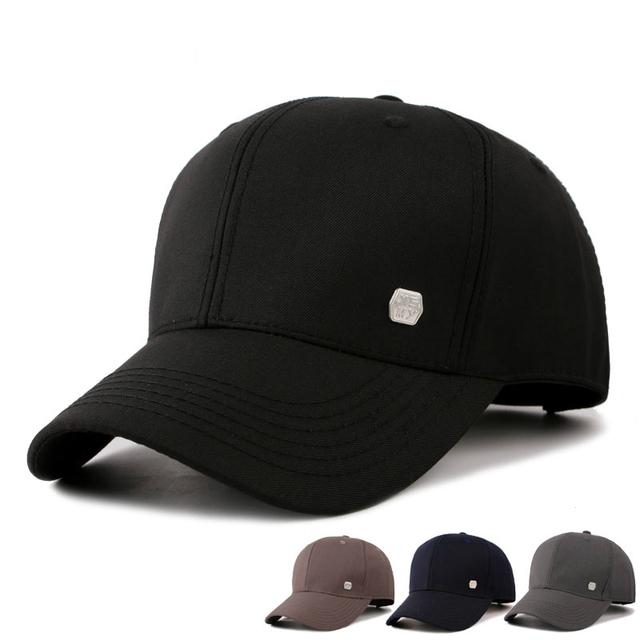 Hombres Moda de nueva gorra de béisbol otoño pequeña escala sol sombrero Al Aire Libre