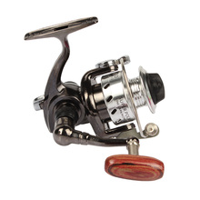 Goture Mini Winter Ice Fishing Reel Small Spinning Reel MN100 4.3:1 10BB Carp Fishing Wheel pesca