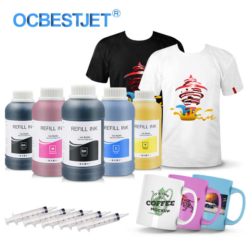 Detail Feedback Questions about 1000ML Sublimation Ink Heat