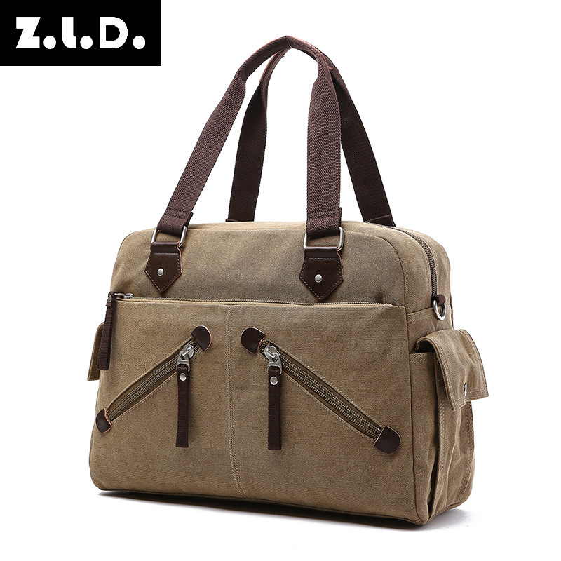 Women Fashion Leisure Canvas Bag Trend Of Korean  Shoulder Bags Tote Bag Handbag aosbos fashion portable insulated canvas lunch bag thermal food picnic lunch bags for women kids men cooler lunch box bag tote