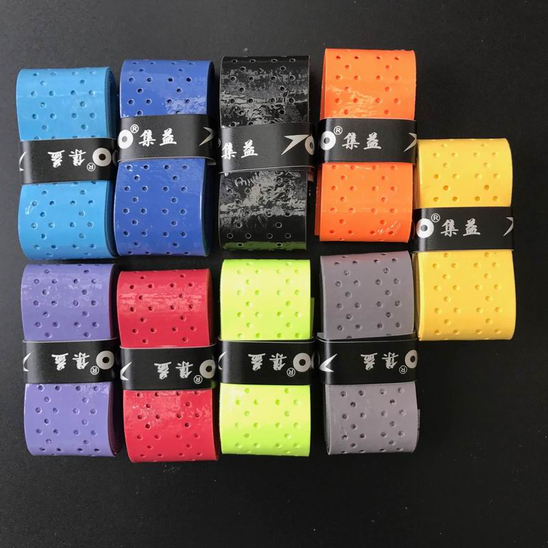15pcs/lot Topo Super Thin Perforated Tacky Feel Grip/Pro Overgrip(use For Tennis And Badminton)