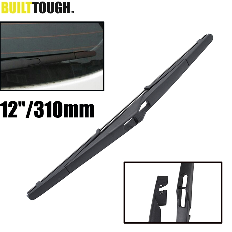 "MISIMA 12"" Rear Window Wiper Blade FOR 09 Ford Fiesta"