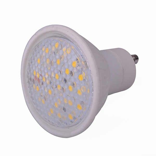 Светильник точечной подсветки регулируемый 9 Вт GU10 светодиодный светильник 110 V 220 V светодиодный лампы SMD5730 Bombillas светодиодный свет высокое качество светодиодный прожектор для декора стен