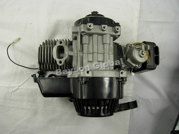 47cc 49cc Pocket Bike Motor Engine Carburetor Mini Dirt 65568: Pocket Bike Engine Diagram At Gundyle.co