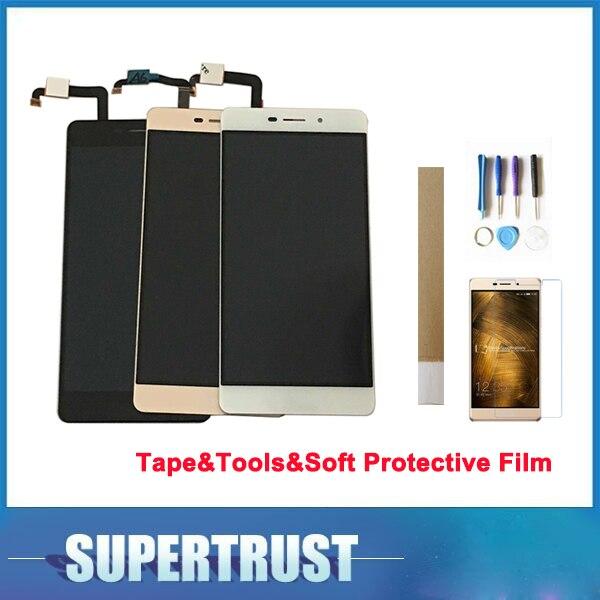 5.5 Pour Coolpad Modène 2 E502 Écran LCD Avec Écran Tactile En Verre Digitizer Assemblée Noir Blanc Or Couleur + kit