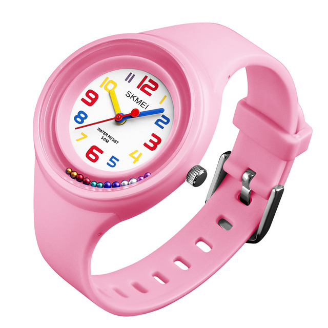 Skmei Kids Children Student Watches Waterproof Boys Girls Cute Sport Fashion Cas
