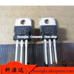Image 2 - 10PCS/LOT MC7805CT 7805CT MC7805CTG L7812 L7812CV L7815CV L7815 L7915CV L7915 Three terminal regulator circuit IC