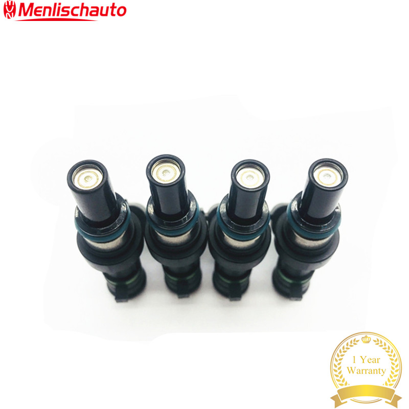 4pcs Fuel Injector 16600 ED000 FBY1160 for Tiida 1 6 NV200 HR16 Sylphy Citroen Triumph Sega in Fuel Injector from Automobiles Motorcycles
