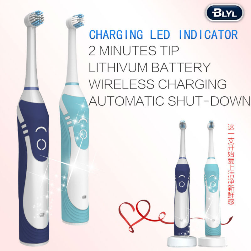 Oral Hygiene Dental Care Electric Toothbrush Rechargeable Electric Tooth Brush Deep Clean for Adult Teeth Whitening TB-1029  new personal care led oral teeth clean tool kits dental hygeine explorer dental mirror plaque remove tooth stain eraser