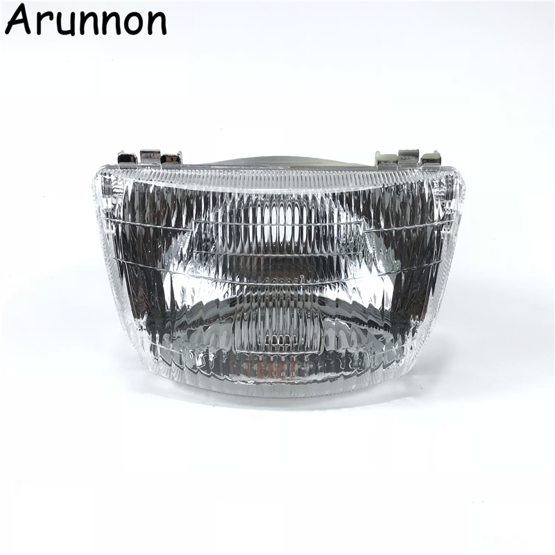 Arunnon Motorcycle Accessries Motorcycle Lamp Motorcycle Headlight Assembly For Yamaha Scooter JOG 3KJ