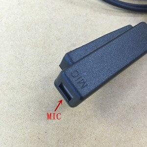 Image 4 - Longo Grande PTT Tubo de Ar headphoenfor Motorola MTH600 MTH650 MTH800 MTH850 MTP850 MTS850 etc walkie talkie