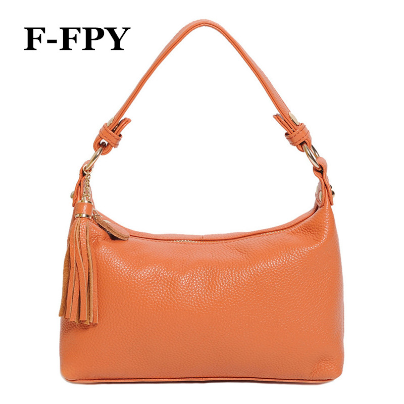 Women Genuine Leather Casual Totes Mom's Fashion Handbag Female Cowhide Shopping Shoulder Bag Portable Messenger Crossbody Bag цена