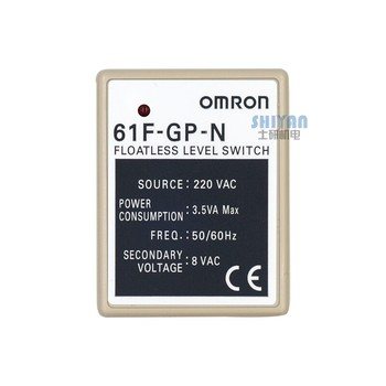 Free shipping Genuine OMRON Omron Level Controller 61F-GP-N 220V Water Level Relay