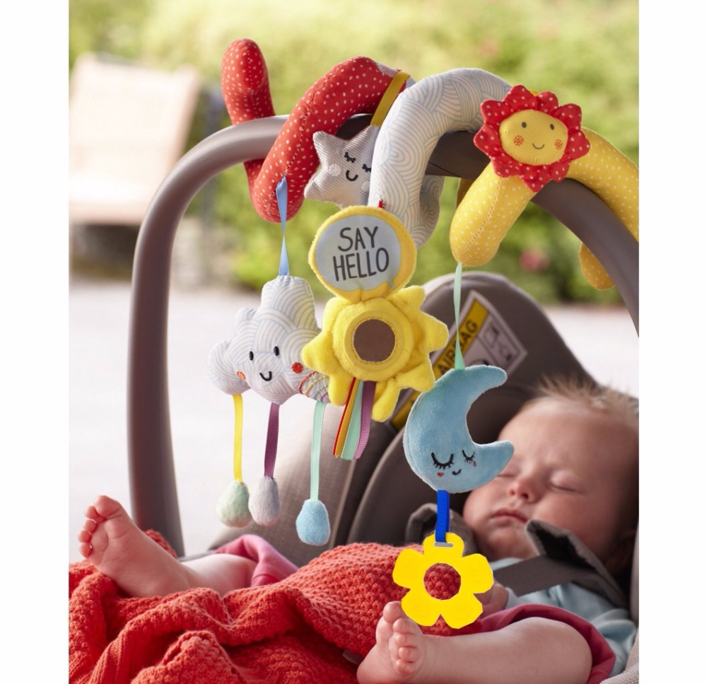 Նորածիններ Նորածիններ ողկույզներ - Խաղալիքներ նորածինների համար - Լուսանկար 2