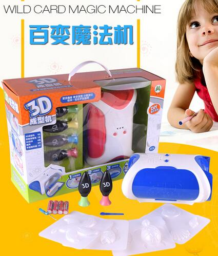 2017 3D printer, children education toy creative DIY  3D molding machine, DIY handmade toys lego education 9689 простые механизмы