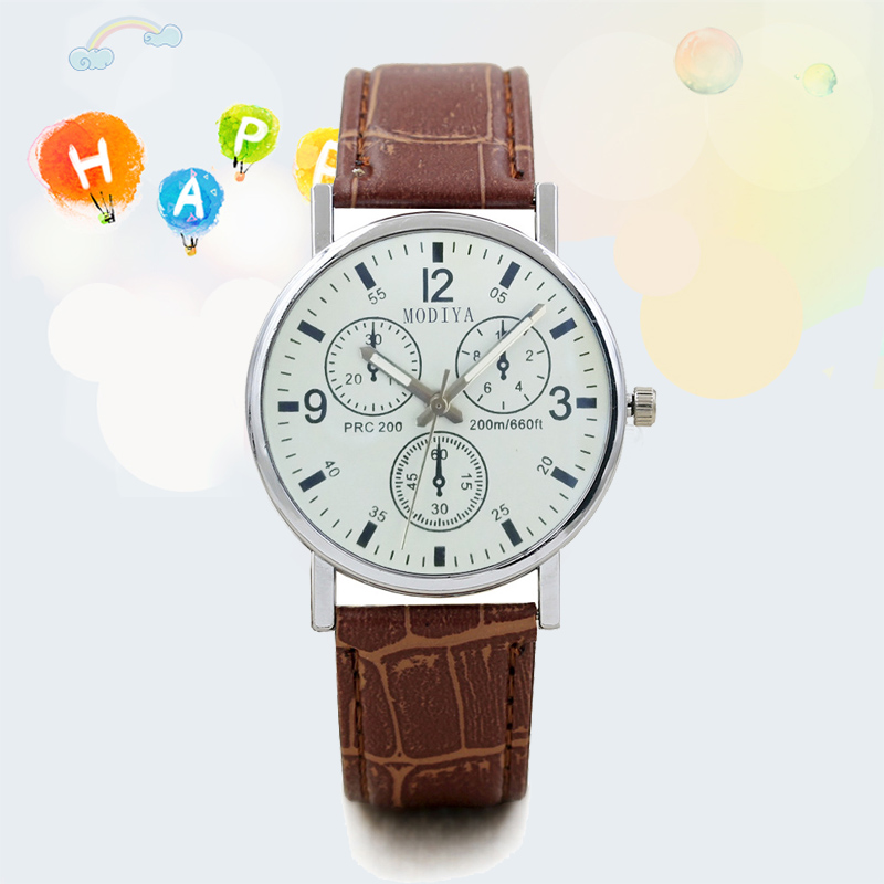 High Quality Cheap Kids Watches Boy Belt Straps Quartz Wristwatch Children Watch Clock Montre Rotary Bezel Analog Men Watch