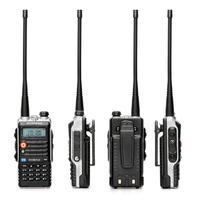 vhf uhf BF-UVB2PLUS VHF / UHF Dualband 136-174 / 400-520MHZ שתי דרך מכשיר קשר רדיו FM (1)