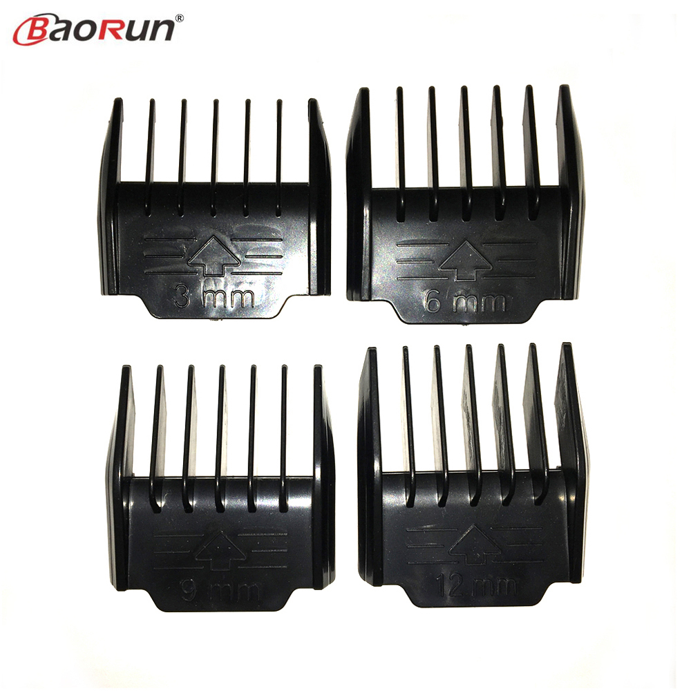 original nozzles 3 6 9 12mm pet trimmer comb set for. Black Bedroom Furniture Sets. Home Design Ideas