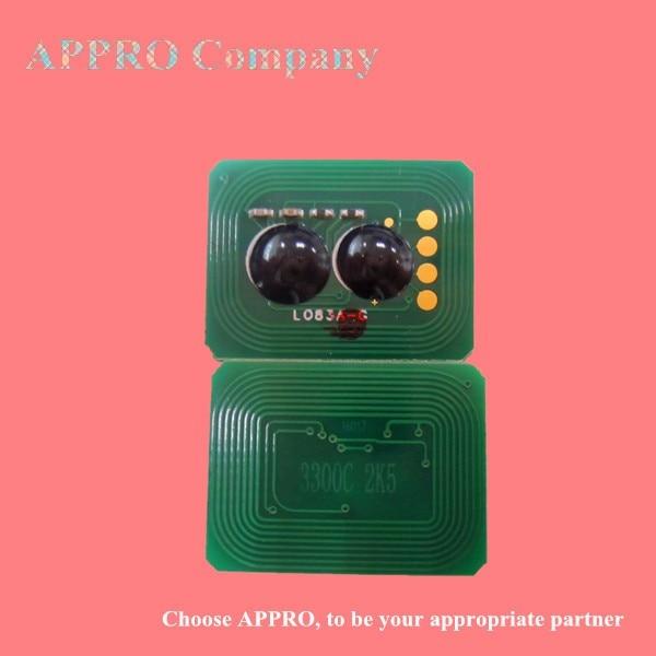 Kompatibel Okidata Oki C5850 C5950 MC560 Reset Tonerkassette Chip