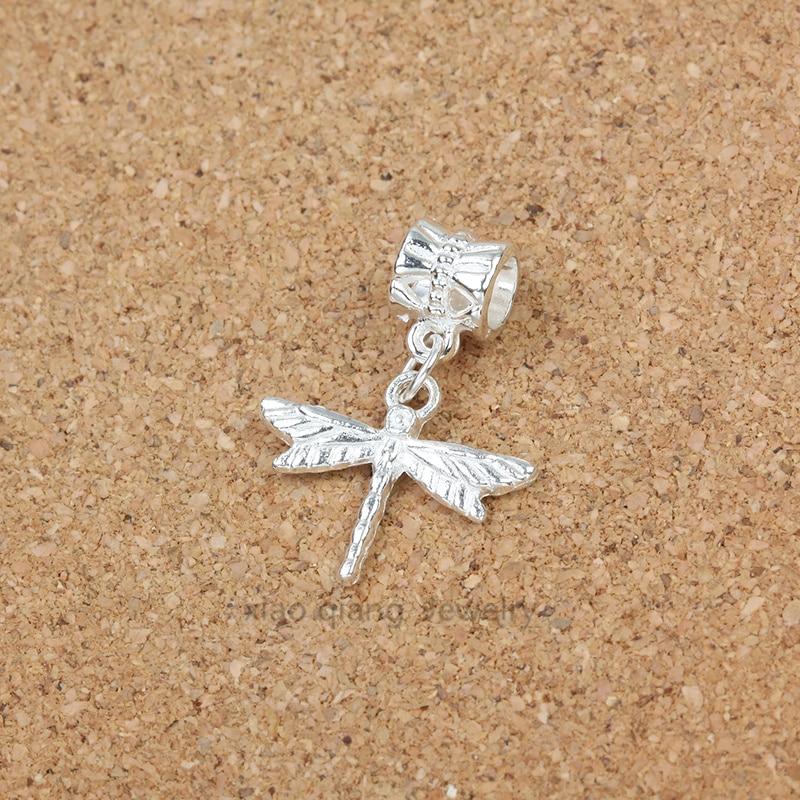 charm pandora libellule